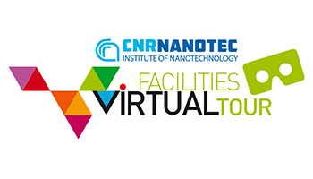 CNR-NANOTEC Facilities Virtual Tour